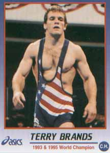 a4dff174c57 Amateur Wrestling Collectibles Gallery- Cards 1998-2000 by Tom ...