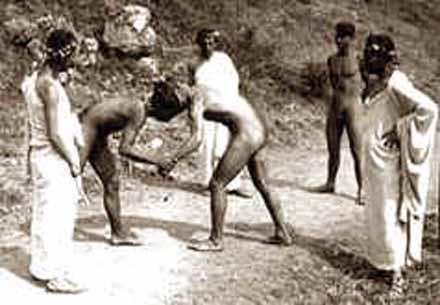 Naked Greek Wrestling 95